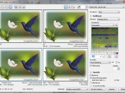 CorelDRAW X5: Átalakított webes export