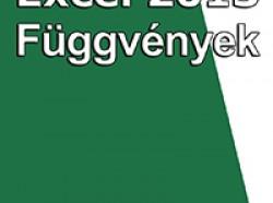 Excel 2013: Egyéb új függvények