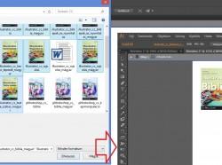 Illustrator CC: Több fájl elhelyezése