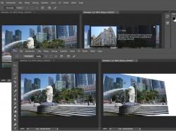 Photoshop: Perspektivikus hajlítás