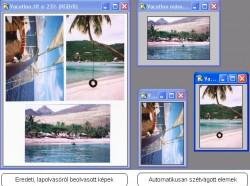 Photoshop CS: Képvágás és elforgatás