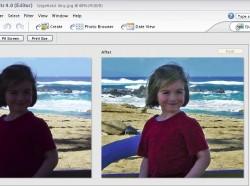Photoshop Elements 4: Világosság gyors javítása
