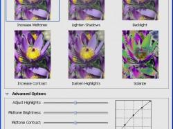 Photoshop Elements 5: Színmódosítás finomhangolással