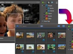 Photoshop Elements 8: Személyfelismerés