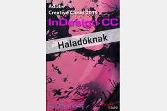 Adobe Indesign CC 2019 - Haladóknak (angol változat)