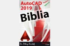 AutoCAD 2019 Biblia (magyar változat)