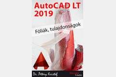 AutoCAD LT 2019 - Fóliák, tulajdonságok (angol változat)