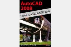 AutoCAD 2008 - Testre szabás