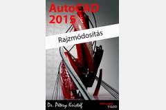 AutoCAD 2015 - Rajzmódosítás (angol)