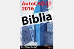AutoCAD LT 2016 - Biblia (magyar változat)