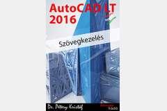 AutoCAD LT 2016 - Szövegkezelés (magyar)