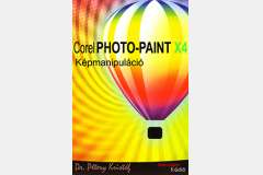 Corel PHOTO-PAINT X4 - Képmanipuláció (angol)