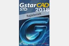 GstarCAD 2018 Std - Rajzelemek (angol változat)