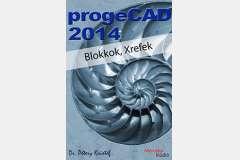 ProgeCAD 2014 - Blokkok, Xrefek