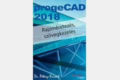 ProgeCAD 2018 - Rajzméretezés és szövegkezelés