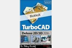 TurboCAD Deluxe 2D/3D 2016 - Blokkok, Xrefek
