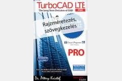 TurboCAD LTE Pro 9 - Rajzméretezés és szövegkezelés
