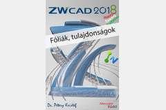 ZWCAD 2018 - Fóliák, tulajdonságok (magyar változat)