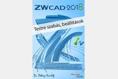 ZWCAD 2018 - Testre szabás (angol változat)